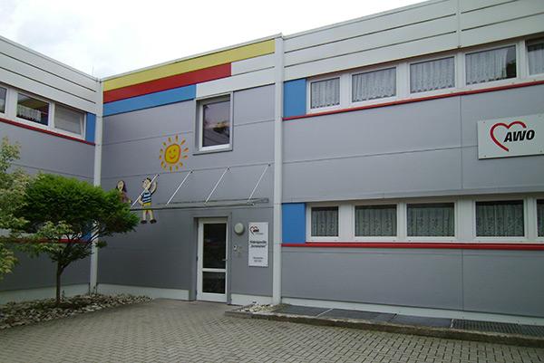 Kita Sonnenschein - Unser Haus